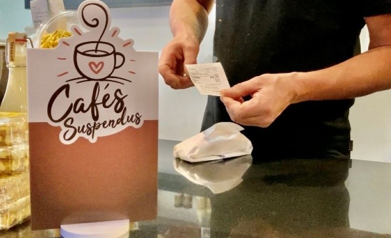 Les Cafés Suspendus à Ciney